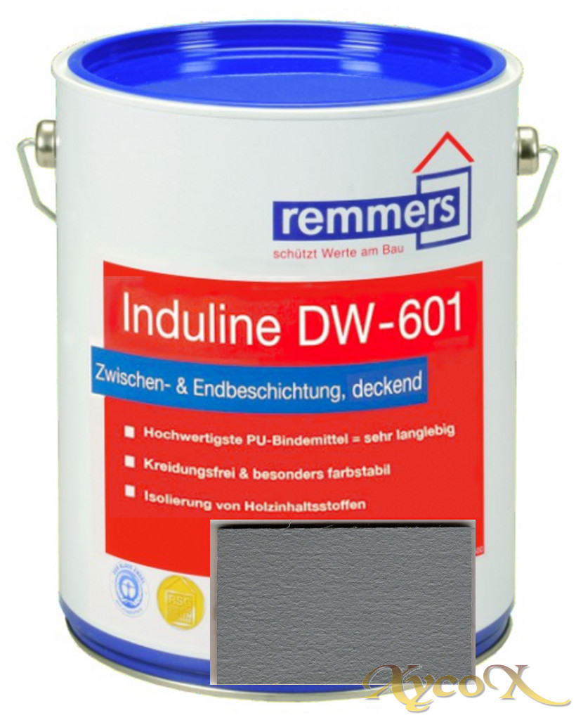 Remmers Farbe Anthrazit Remmers Hochdeckende Farbe Induline Dw 601 Aqua Stopp Dunkelgrau