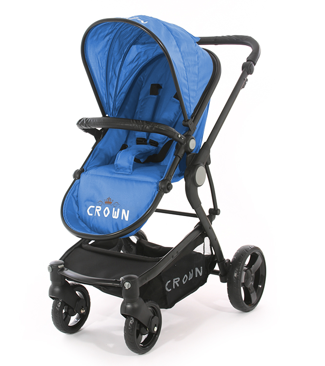 Crown Buggy Räder Crown St850 Kinderwagen Dual Way 2 Richtungen Sichtbar