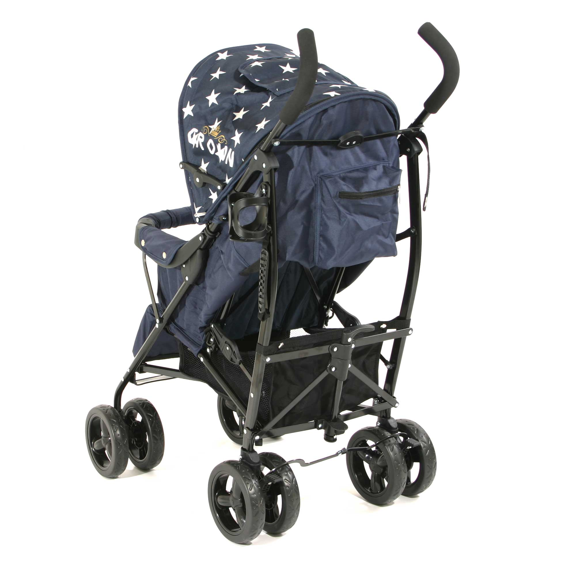 Crown Buggy Räder St520 – Crown Kinderwagen