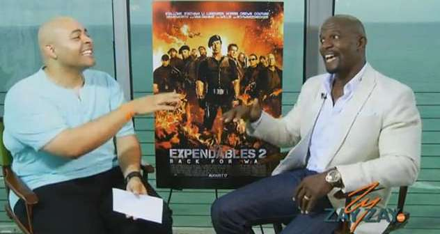 Capture Expendables 2