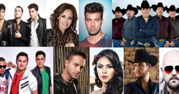 SESAC LATIN-AFFILIATED ARTISTS   NOMINATIONS  2014