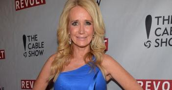 Kim Richards Taken into custody