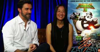 Kung Fu Panda 3 Interview For ZayZay.Com - Alessandro Carloni and Jennifer Yuh