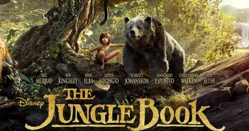 THE JUNGLE BOOK- New Poster  Cover