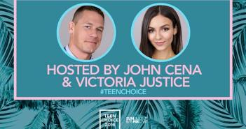 Victoria+Justice+John+Cena+osting+Teen+Choice+2016+Awards