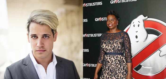 Twitter Gifts Permanent Ban To Blogger For Radically Provocative Tweets To Leslie Jones