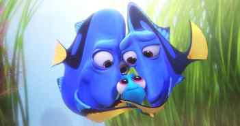 finding dory family baby