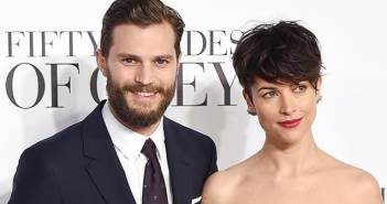 jamie-dornan-and wife Amelia Warner