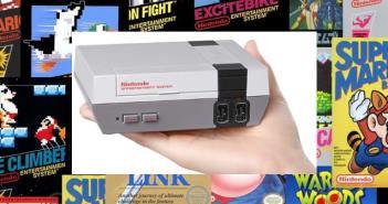 new mini NES NX games
