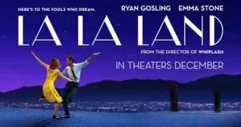 La La Land wide banner