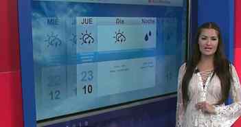lourdes Figueroa weather woman