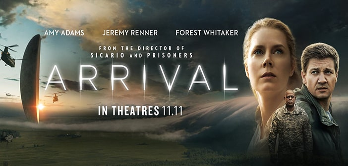 ARRIVAL – Advanced Screening Giveaway
