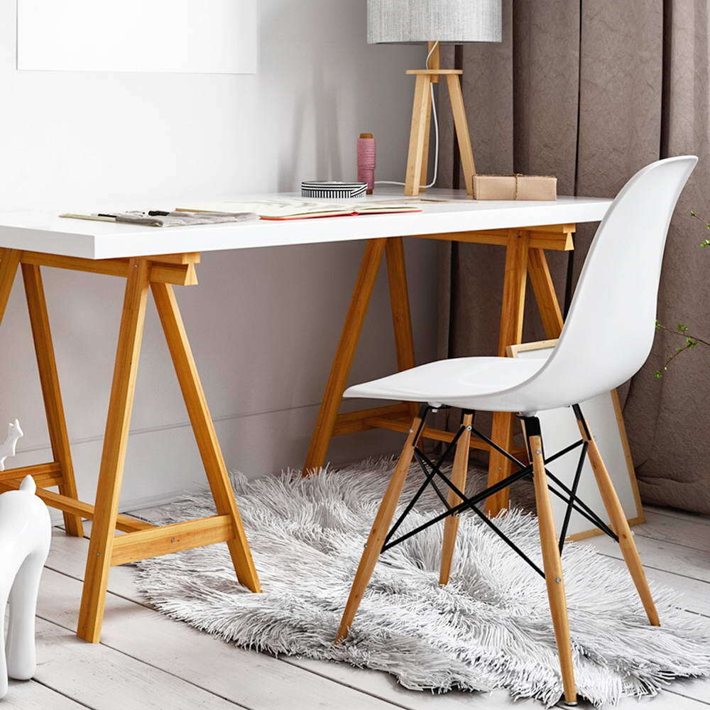 Dsw Eames Stuhl Eames Style Dsw Chairs-high Quality Reproductions-16 Colours Available