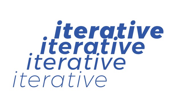 Iterative Mindset