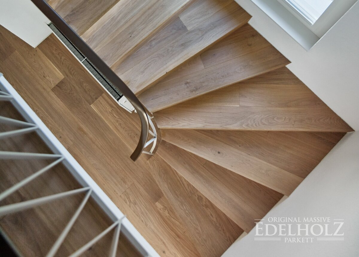 Treppen Edelholz Floor Of A Lifetime