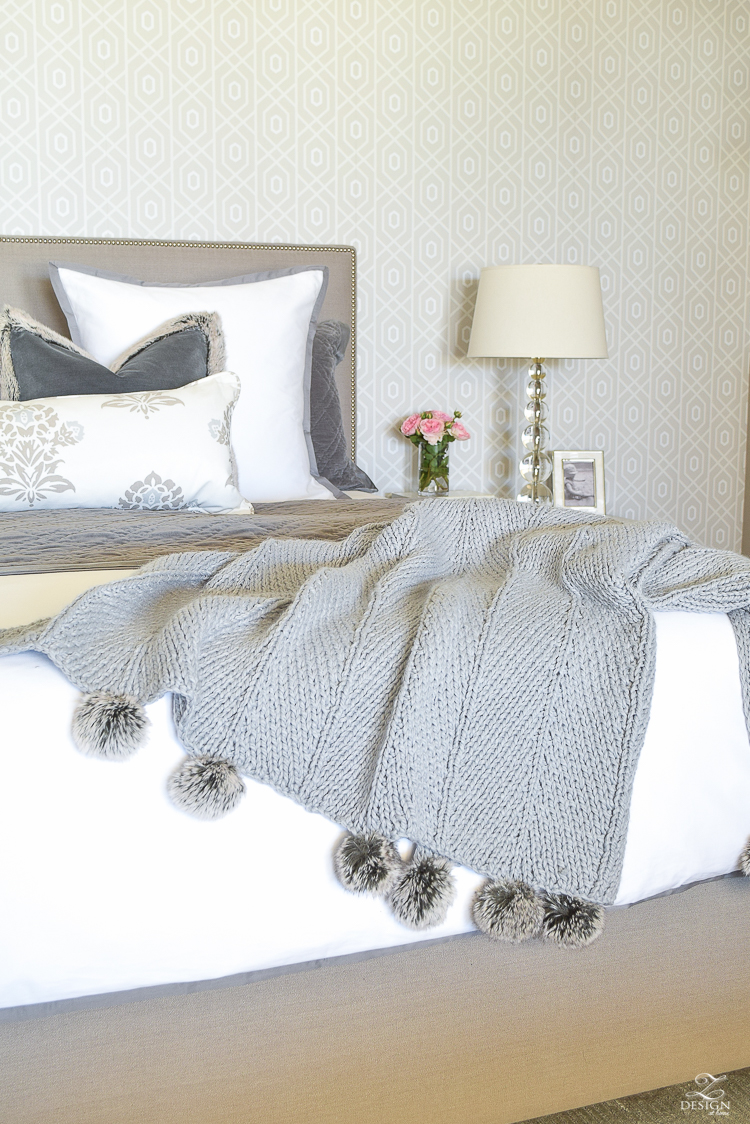 King Size Bed Throws 6 Easy Steps For Making A Beautiful Bed Zdesign At Home