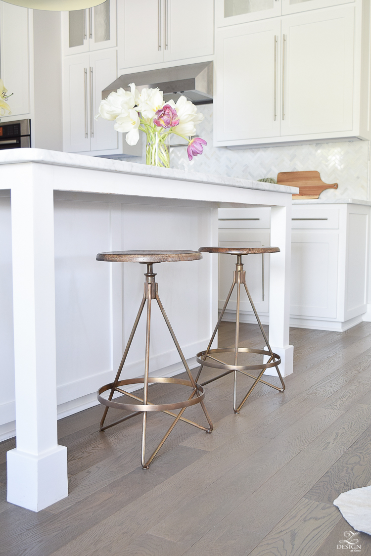 Best Kitchen Stools The Best Modern Farmhouse Bar Stools An Update On Mine