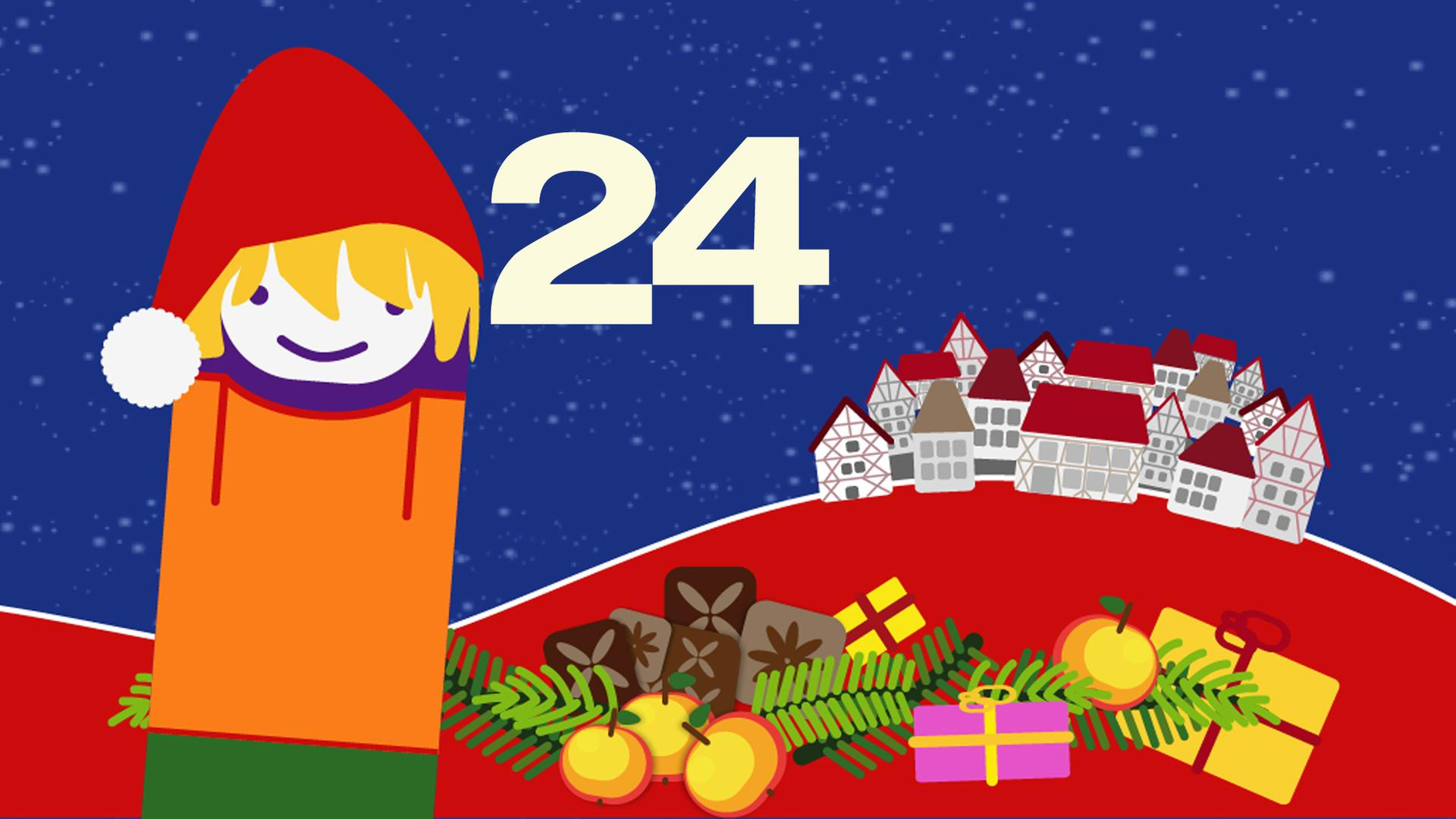 Adventskalender Bild Logo Adventskalender Türchen 1
