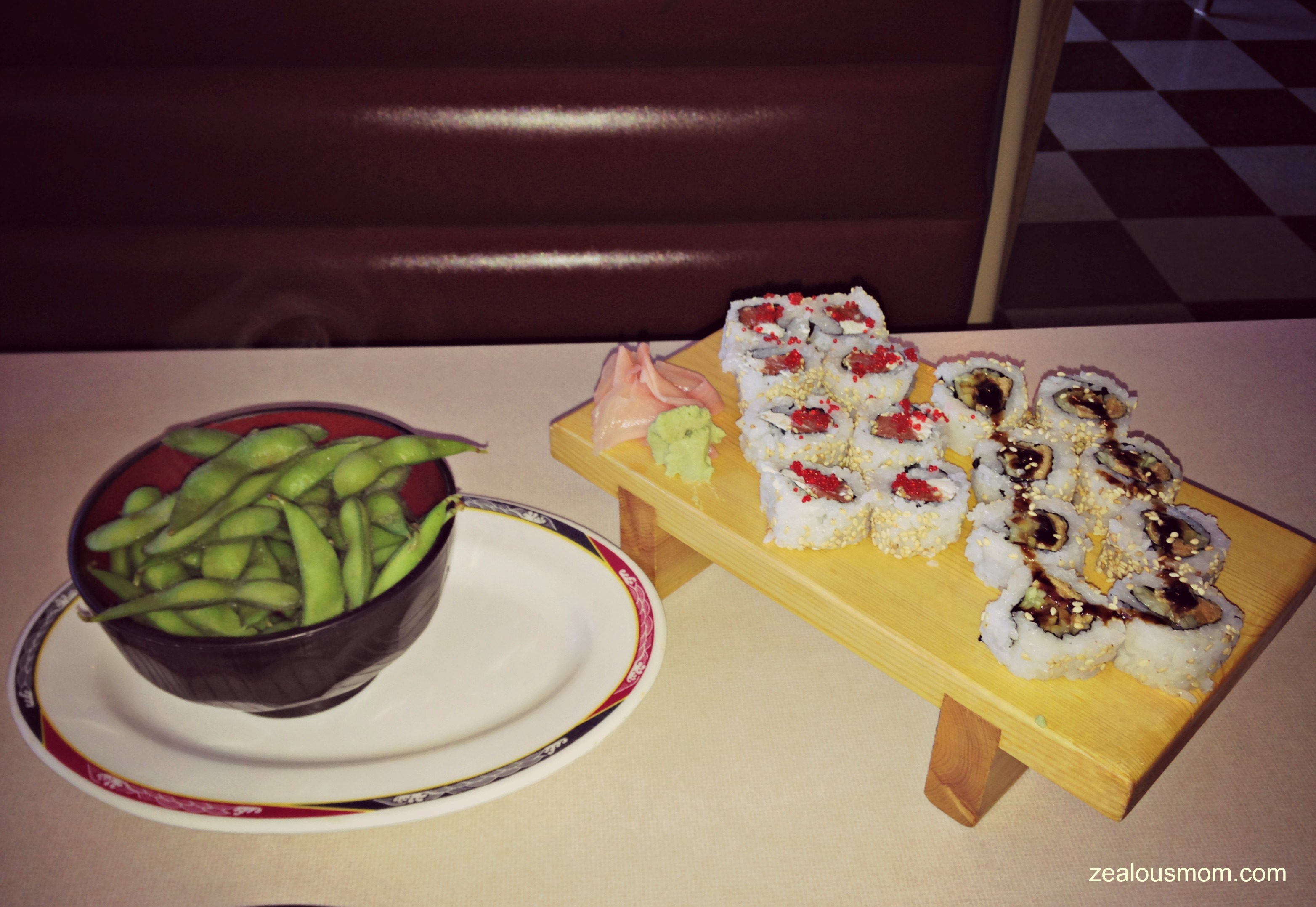 Sushi dating