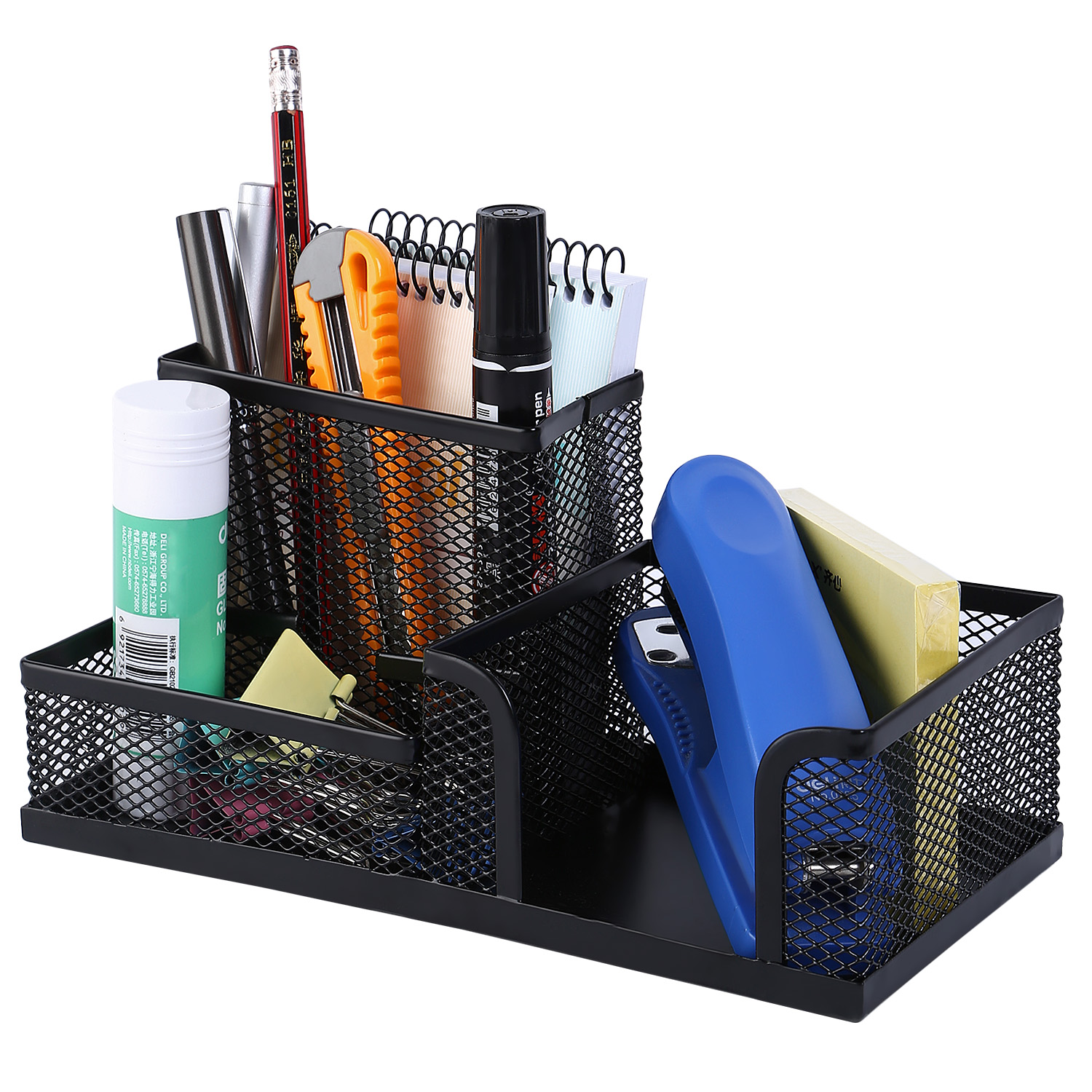 Office Desk Organiser Desktop Organiser Stationary Home Office Pen Pencil Holder