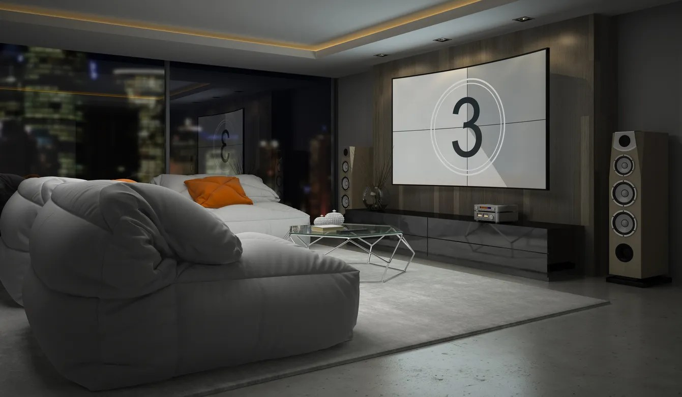 Home Theater Room 5 Steps For Converting Your Spare Room To A New Home Theater