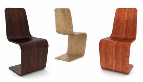 Designer Stuhl Aus Bambus Nachhaltigkeit Und Innovation Von Moso - designer stuhl dekonstruktivismus betula