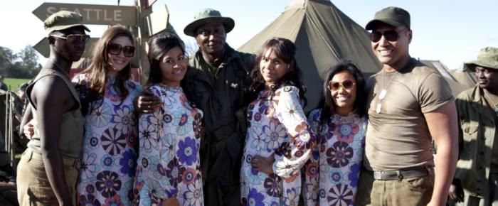 Aboriginal Soul  –  Wayne Blairs «The Sapphires»