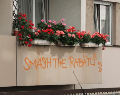 Smash the Rabätli 2