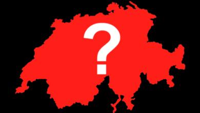Ein angstvolles Jahr für die Schweiz geht zu Ende