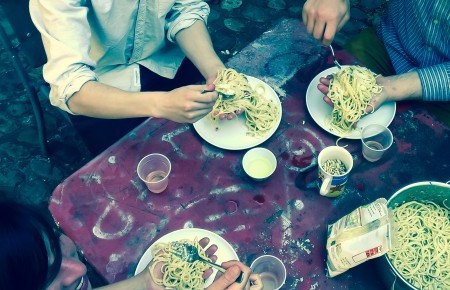 Das kulinarische Experimentierlabor: Die Gastronauten in der «TagesWoche»