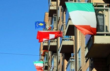 gesichtet #74: Die Hochburg der Flaggen