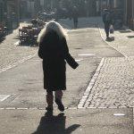 gesichtet #88: Basels bekanntestes Lächeln – Hommage an eine Unporträtierbare