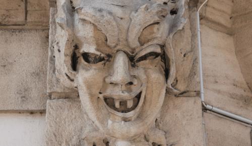 gesichtet #112: Die Fratzen der Stadt (Teil 2)