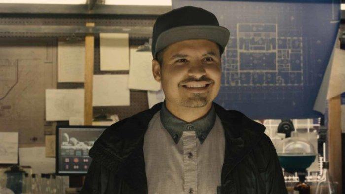 Der wirkliche Star in Ant-Man»: Smoothie-Maschinen-Dieb Luis (Michael Peña). (Bild: zVg)