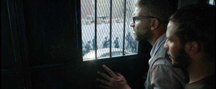 Eingesperrt im ägyptischen Polizeiwagen – Mohamed Diabs «Clash»
