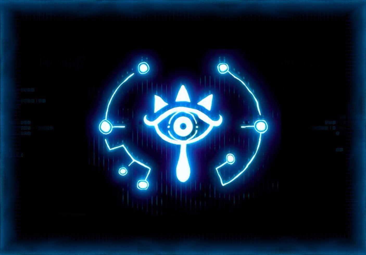 Legend Of Zelda Breath Of The Wild Wallpaper Hd The Sheikah Alphabet Font Is Now Here Zelda Universe