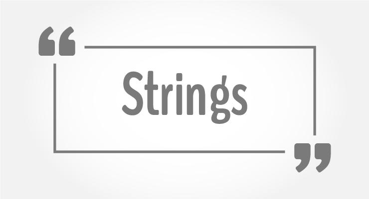 Javascript String ECMAScript standards - Zelig880