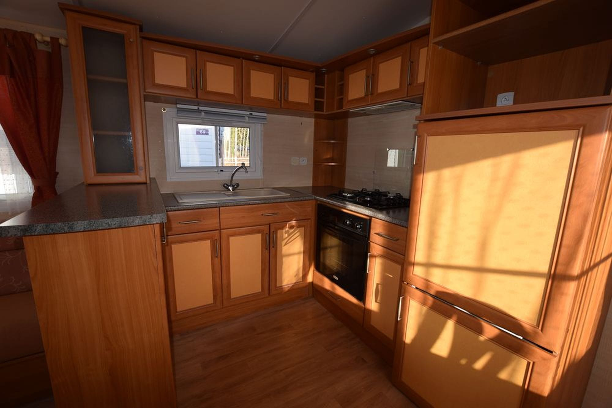 Meuble Année 60 Rapidhome Harmony - Mobil Home D'occasion - 11 500€ - Zen