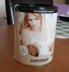 Cantaloop Nursing Bra