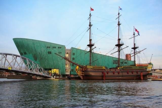 Nemo Science Centre Amsterdam
