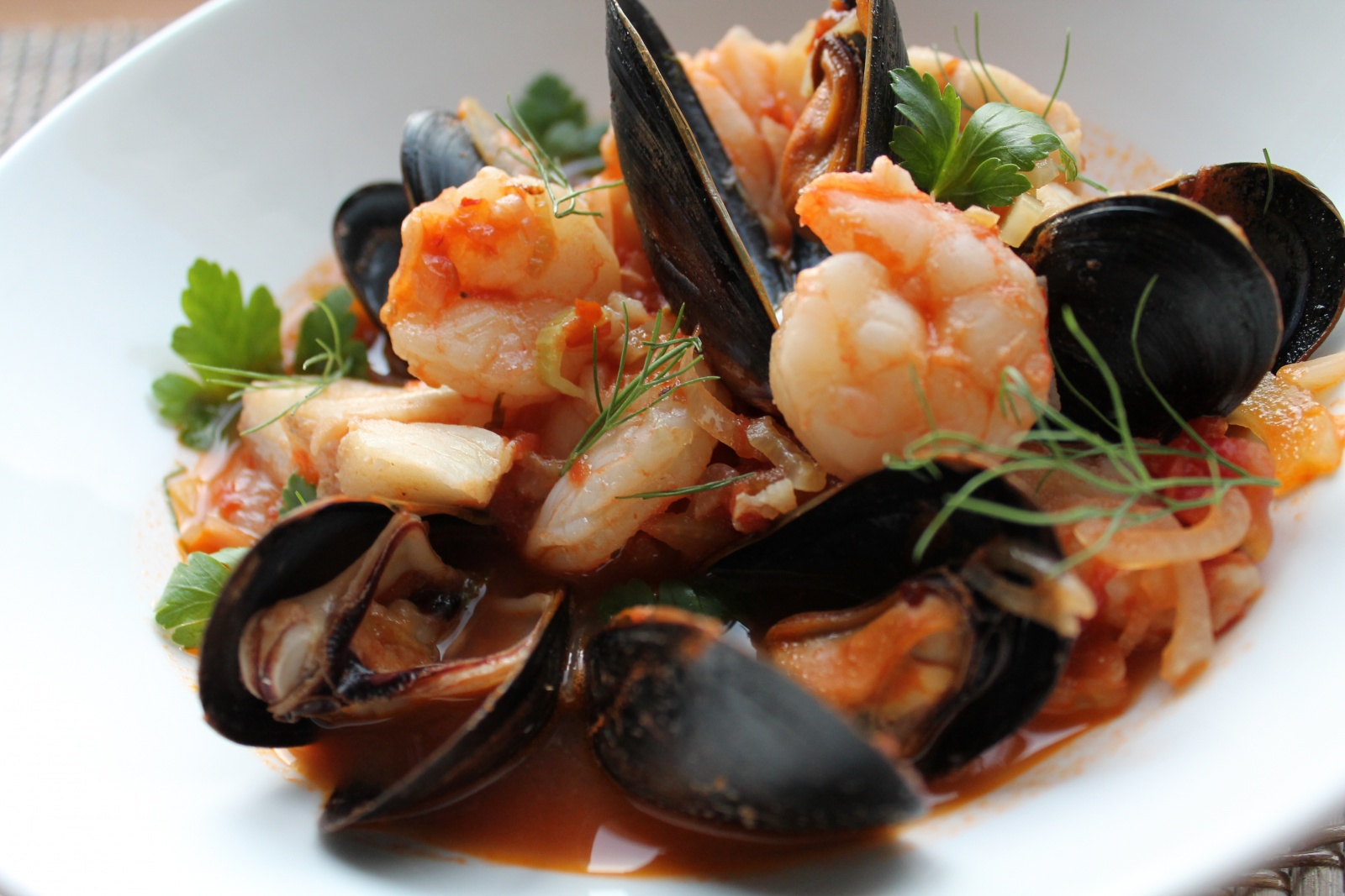 cioppino - zenbelly