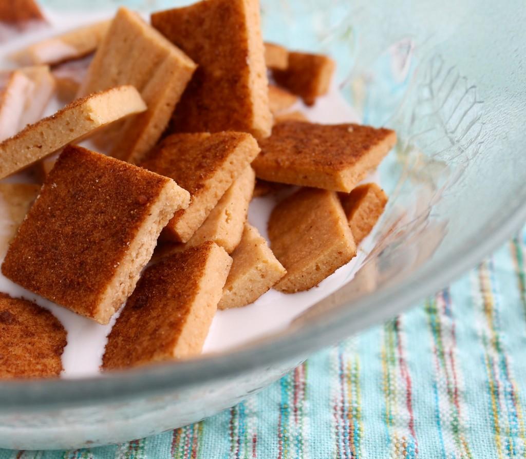 sweet cinnamon cereal