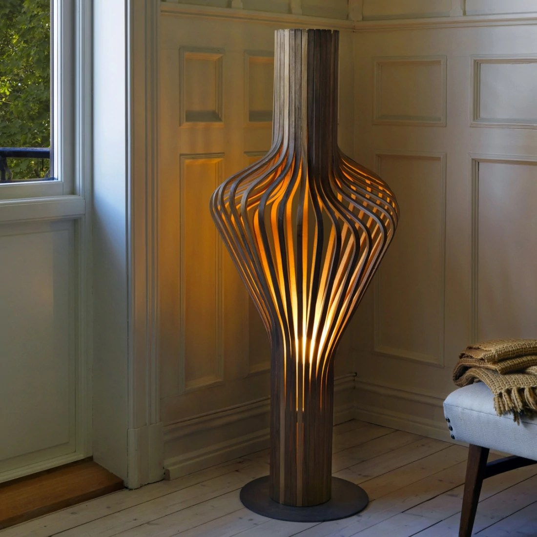 Starck Lampe Lampe Sur Pied Design Diva Floor Northern Lighting