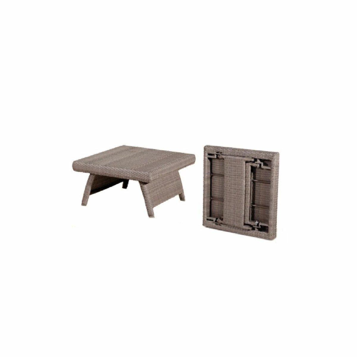 Table Tressee Exterieur Table Basse Exterieur Design Table Basse Tressee