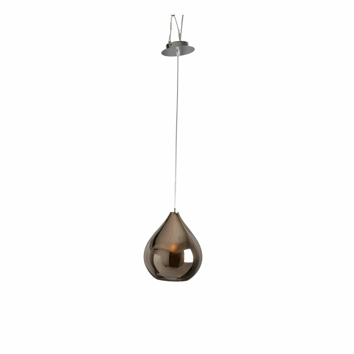 Suspension Contemporaine Suspension Contemporaine Circé 1 Concept Verre