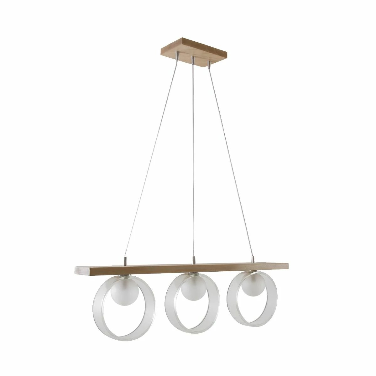 Suspension Moderne Suspension Moderne Ego Concept Verre
