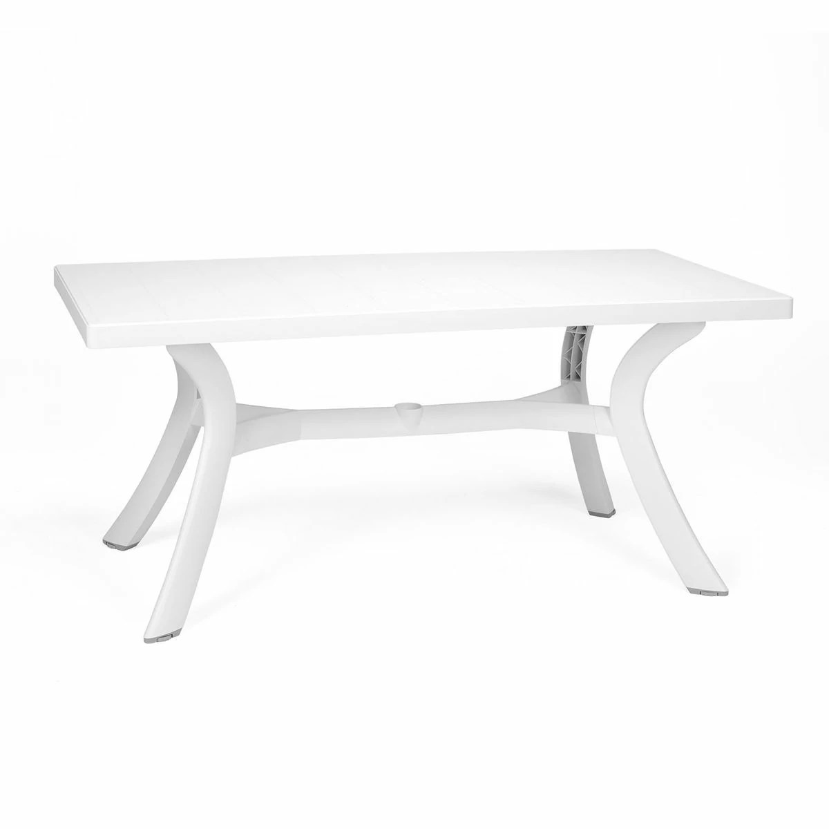 Table Pvc Exterieur Table Jardin Plastique Nardi Toscana 160 Zendart Design
