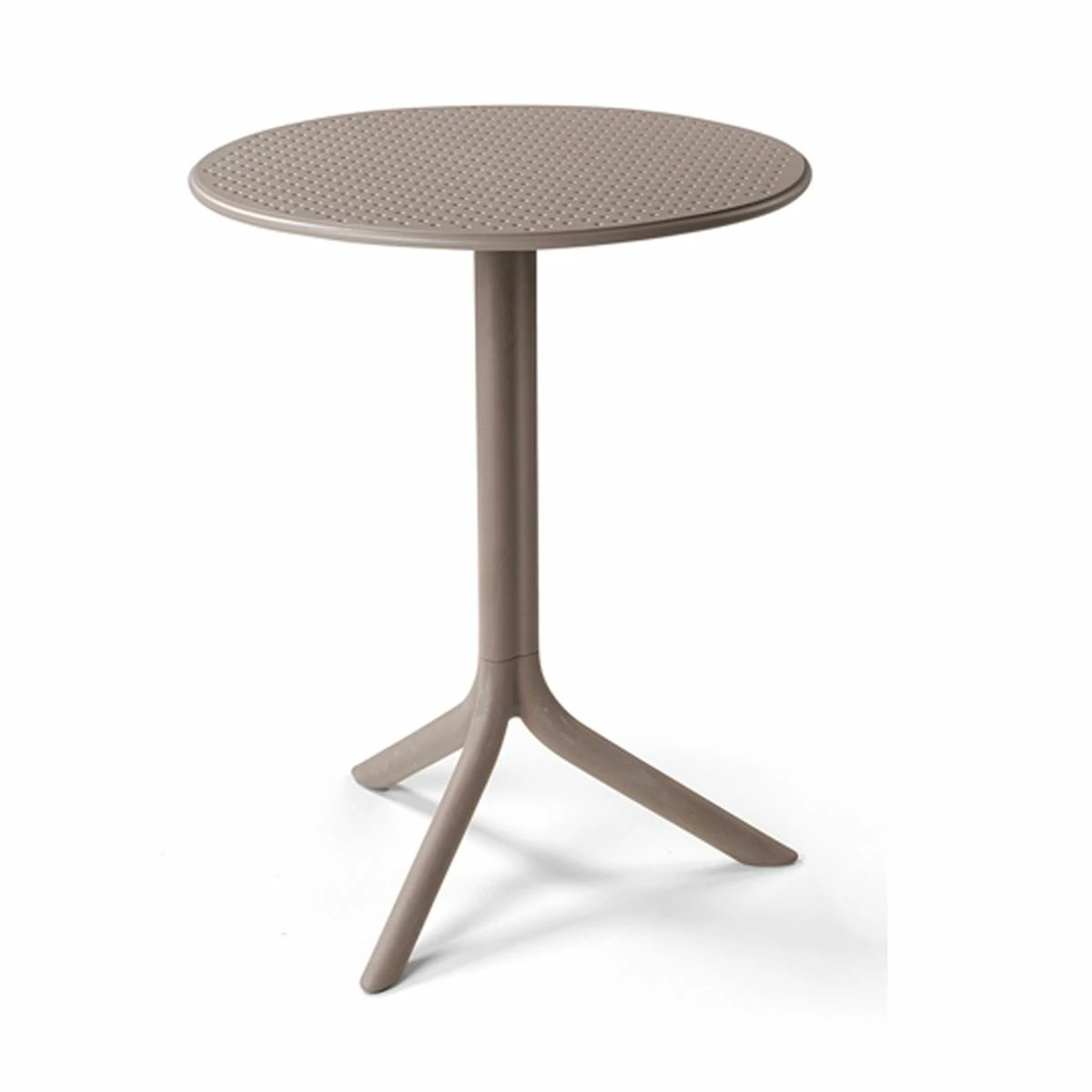 Table Jardin Ronde Table Jardin Ronde Design Nardi Step 60 Cm Zendart Design