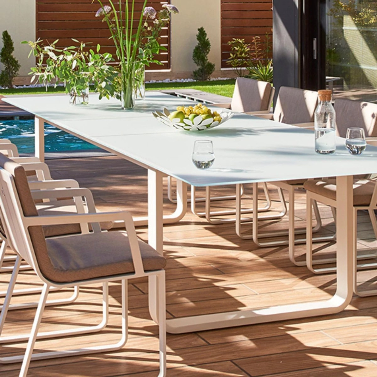 Grande Table Salon Grande Table De Jardin Grande Table Basse De Jardin