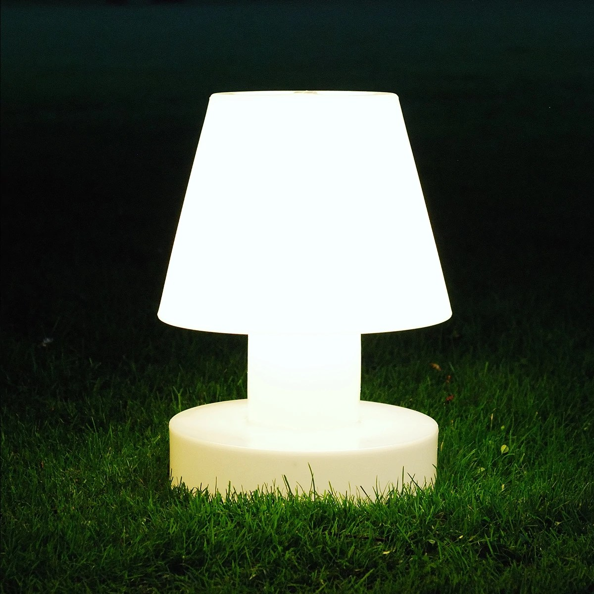 Luminaire Led Exterieur Lampe De Table Exterieur 90 Cm Bloom - Zendart Design
